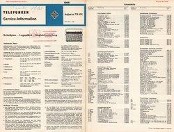 Telefunken BAJAZZO TS 101 Free service manual pdf Download