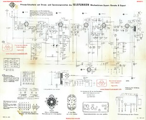 Telefunken GAVOTTE 8 FREE SERVICE MANUAL Free service manual pdf